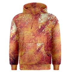 Surface Points Dirt  Men s Pullover Hoodie by amphoto