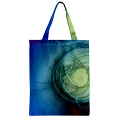 Connection Ball Light  Zipper Classic Tote Bag by amphoto