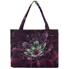 Flower Burst Background  Mini Tote Bag by amphoto