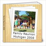 Michigan - 8x8 Photo Book (30 pages)