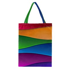 Layers Light Bright  Classic Tote Bag by amphoto