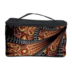 Patterns Background Dark  Cosmetic Storage Case by amphoto