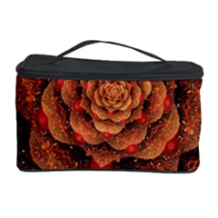 Flower Patterns Petals  Cosmetic Storage Case by amphoto