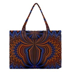 Patterns Light Dark Medium Tote Bag by amphoto