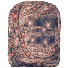 Fractal Patterns Abstract  Full Print Backpack by amphoto