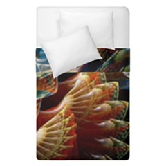 Fractal Patterns Abstract 3840x2400 Duvet Cover Double Side (single Size) by amphoto