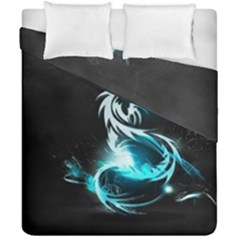 Dragon Classical Light  Duvet Cover Double Side (california King Size) by amphoto