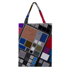 Abstract Composition Classic Tote Bag