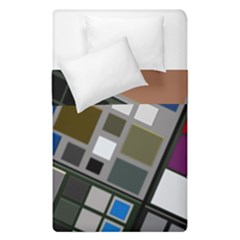 Abstract Composition Duvet Cover Double Side (single Size)