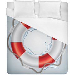 Spare Tire Icon Vector Duvet Cover (california King Size)