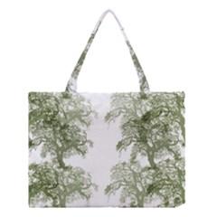 Trees Tile Horizonal Medium Tote Bag