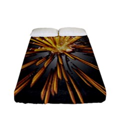 Pyrotechnics Thirty Eight Fitted Sheet (full/ Double Size)