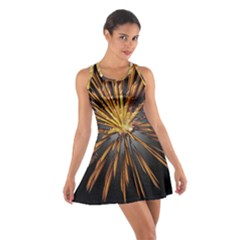 Pyrotechnics Thirty Eight Cotton Racerback Dress