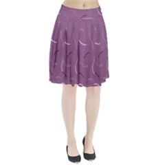 Plumelet Pen Ethnic Elegant Hippie Pleated Skirt