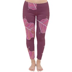 Plumelet Pen Ethnic Elegant Hippie Classic Winter Leggings