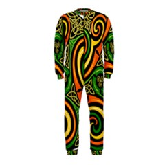Celtic Celts Circle Color Colors Onepiece Jumpsuit (kids)