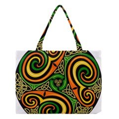 Celtic Celts Circle Color Colors Medium Tote Bag