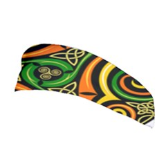 Celtic Celts Circle Color Colors Stretchable Headband