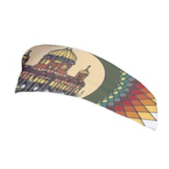 Building Mandala Palace Stretchable Headband