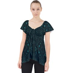 Majestic Pattern C Dolly Top