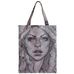 Dreaded Princess  Classic Tote Bag by shawnstestimony