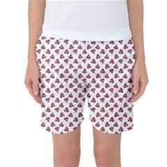 Ladybug Women s Basketball Shorts by stockimagefolio1