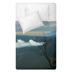 Bromo Caldera De Tenegger  Indonesia Duvet Cover Double Side (single Size) by Nexatart