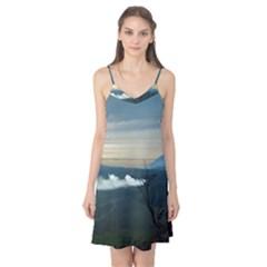 Bromo Caldera De Tenegger  Indonesia Camis Nightgown