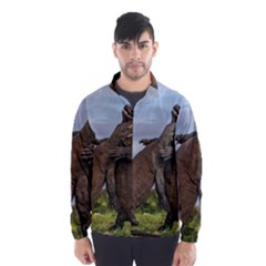 Komodo Dragons Fight Wind Breaker (men)
