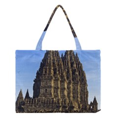 Prambanan Temple Medium Tote Bag by Nexatart