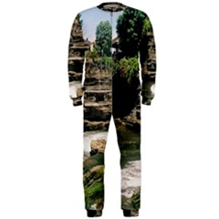 Tanah Lot Bali Indonesia Onepiece Jumpsuit (men)