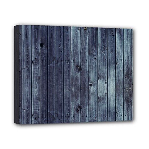 Grey Fence 2 Canvas 10  X 8  by trendistuff