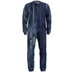 Grey Fence 2 Onepiece Jumpsuit (men)  by trendistuff