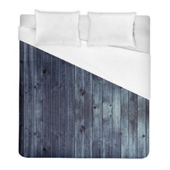 Grey Fence 2 Duvet Cover (full/ Double Size) by trendistuff
