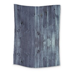 Grey Fence 2 Medium Tapestry by trendistuff