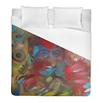 An Afro-Israeli - Duvet Cover (Full/ Double Size)