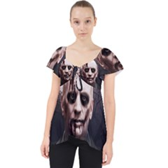 Zombie Dolly Top