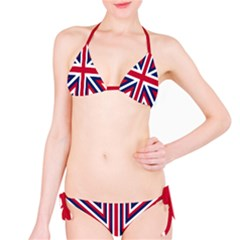 Alternatively Mega British America Bikini Set by Mariart