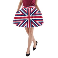 Alternatively Mega British America A Line Pocket Skirt by Mariart