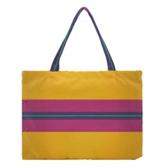 Layer Retro Colorful Transition Pack Alpha Channel Motion Line Medium Tote Bag by Mariart