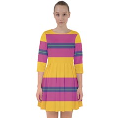Layer Retro Colorful Transition Pack Alpha Channel Motion Line Smock Dress