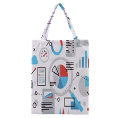 Science Mathematics Formula Classic Tote Bag by Mariart