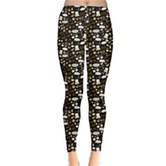 Social Leggings  by CLOVERCO