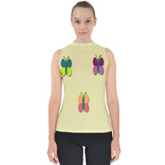 Spring Butterfly Wallpapers Beauty Cute Funny Shell Top