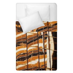 Abstract Architecture Background Duvet Cover Double Side (single Size) by Nexatart