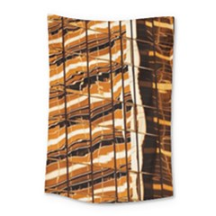 Abstract Architecture Background Small Tapestry