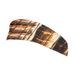 Abstract Architecture Background Stretchable Headband