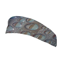 Drop Of Water Condensation Fractal Stretchable Headband