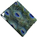 Peacock Feathers Blue Bird Nature Apple iPad Pro 9.7   Hardshell Case View4