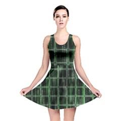 Matrix Earth Global International Reversible Skater Dress